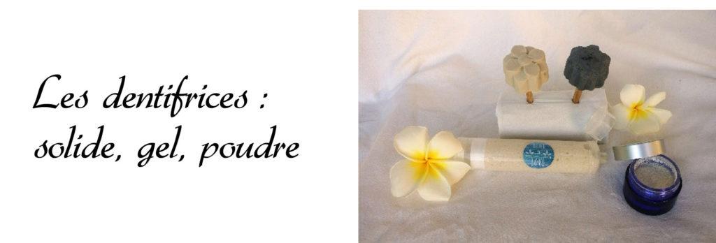 REALISATION D UN DENTIFRICE @ serre spiruline de Provence